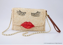 Dreamy Cross Body Clutch