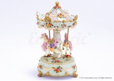 English Rose Carousel