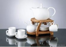 Tiered Rack Tea Set