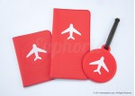 3-piece Travel Bundle - Red