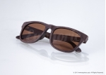Sadon – Walnut Rectangle Shades