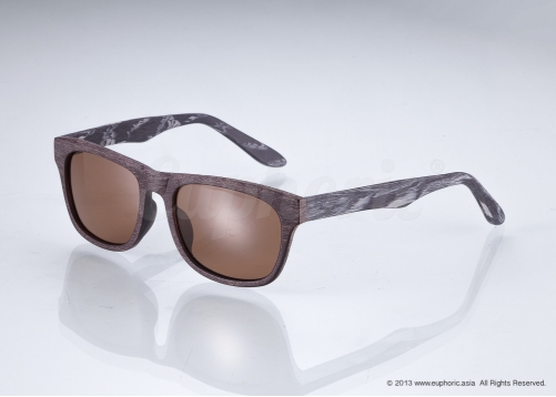 Sadon – Brown Rectangle Shades
