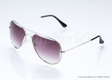 Jet – Chrome Cut-out Aviator