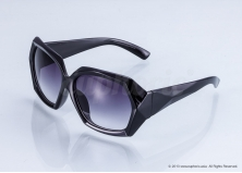 Nikkita – Black Prism Sunglasses
