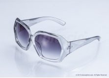 Nikkita – Clear Prism Sunglasses