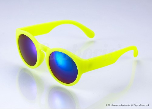 Kookane – Neon Yellow Sunglasses
