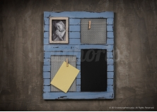 Photo Frame Notice Board