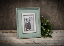 Mint Rectangle Photo Frame